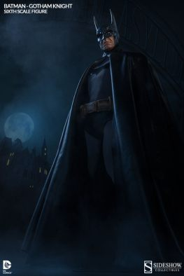 Batman Gotham Knight Sideshow - dark light